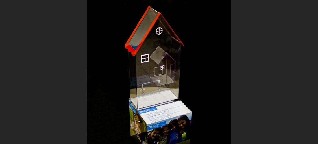 Výroba plastových pokladniček a kasiček