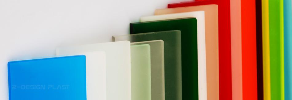 Plexisklo - akrylát litý