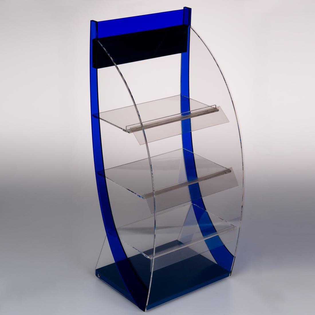 Reklamné plastové stojany 2